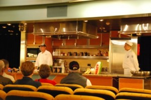 Veendam's Culinary Arts Center