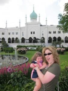 Libby & Emerson @ Tivoli Gardens