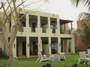 Our villa (#825) at Hilton RAK Resort and Spa