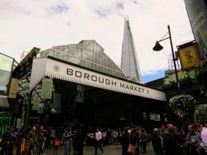 Borough Market -- Foodie Paradise