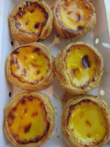 Egg Tarts from Margaret's