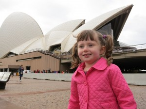 Emerson and the Sydney Opera House